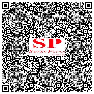 SP Contact QR
